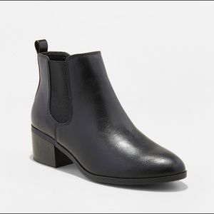 A New Day at Target Ellie Leather Chelsea Boot